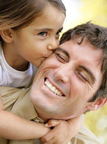 Para cada niño su papá y su mamá son los mejores