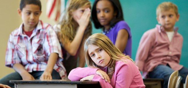 Bullying o acoso escolar. Pasar de alguien también es acoso