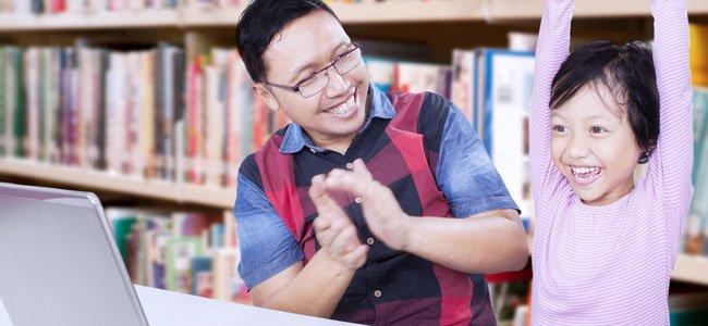 Perseverancia: un valor para el éxito de los niños en los estudios