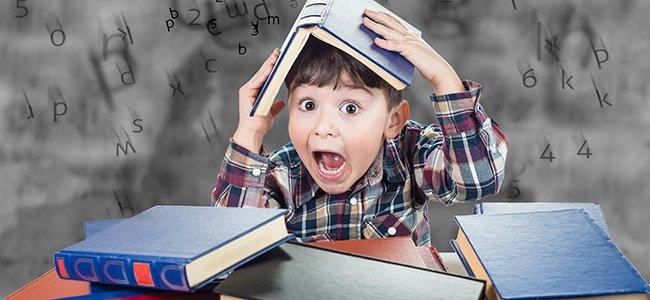 Planificar los deberes del colegio