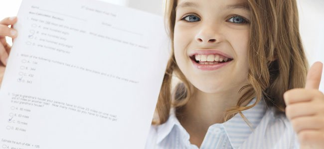 Premios y castigos ante las notas del colegio