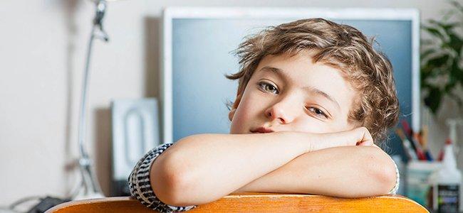 Prevenir la depresión en niños