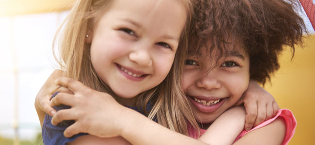 valor de la amistad en la infancia