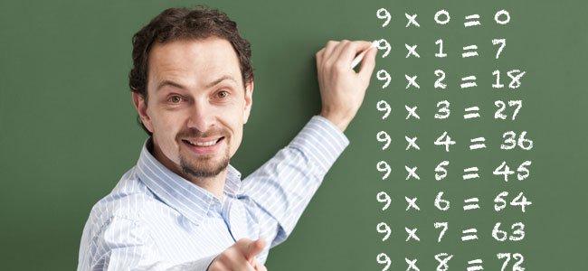 Lección de un profesor sobre los errores