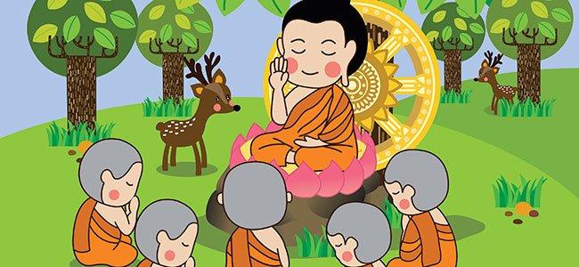 Proverbios budistas para educar con amor