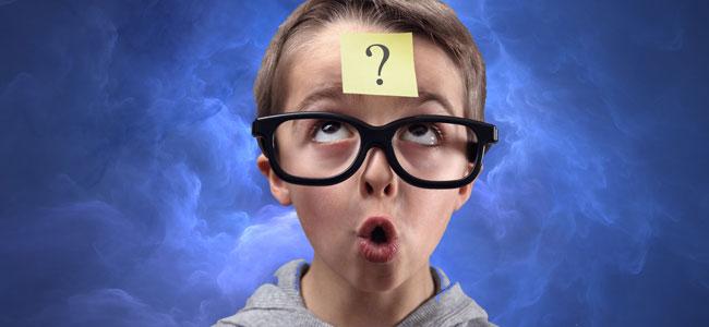 El curioso modo en que razonan los niños