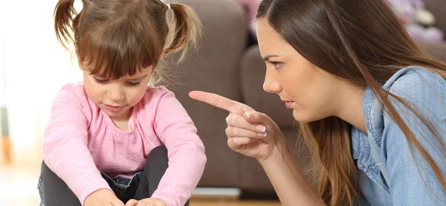 Razones para poner límites a los niños