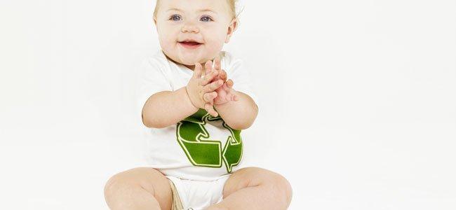 El reciclaje y los niños