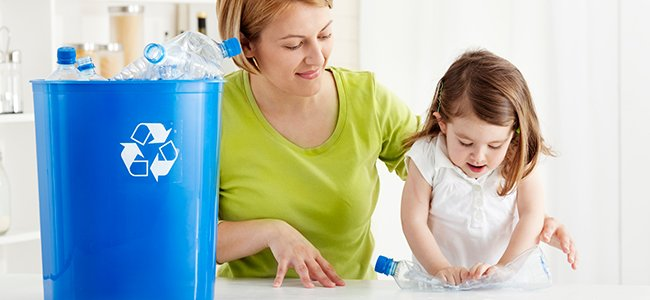 Día Mundial del Reciclaje y los niños