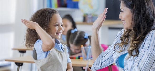 Consejos para reforzar a los alumnos de forma positiva