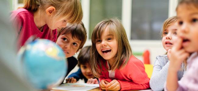 Filosofía Reggio Emilia para niños