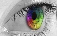 Por qué podemos ver en colores.