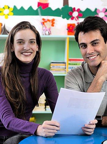 Reunión padres Educación Infantil