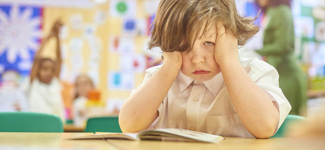 Niños con un ritmo lento de aprendizaje