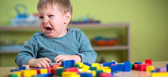 Cuándo sacar al bebé de la escuela infantil