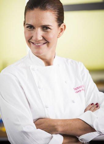 Consejos de cocina para padres con Samantha Vallejo-Nájera