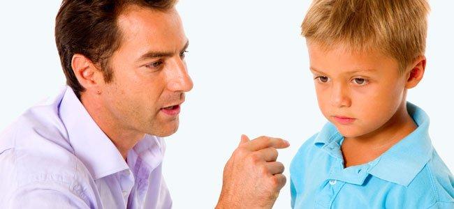 Sermones a los hijos: sí o no