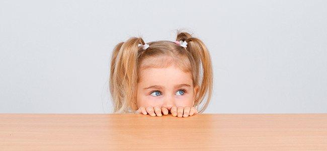 Niños que perciben fenómenos