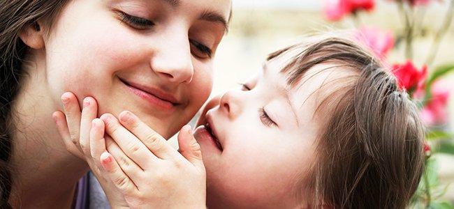 Niños especiales: niños con Síndrome de Down