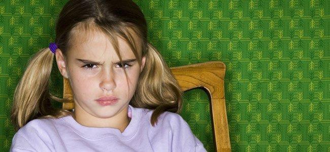 Sindrome negativista en niños