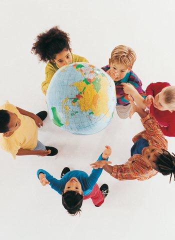 La solidaridad y los niños