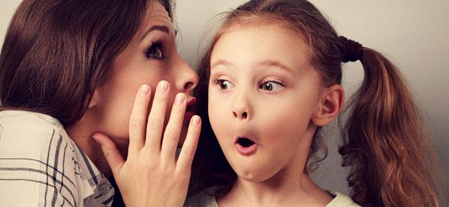 Cosas que deberías contarle a los niños antes de los 12 años