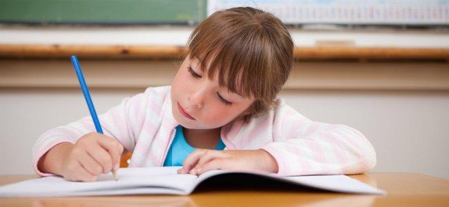 El miedo de los niños a los exámenes.