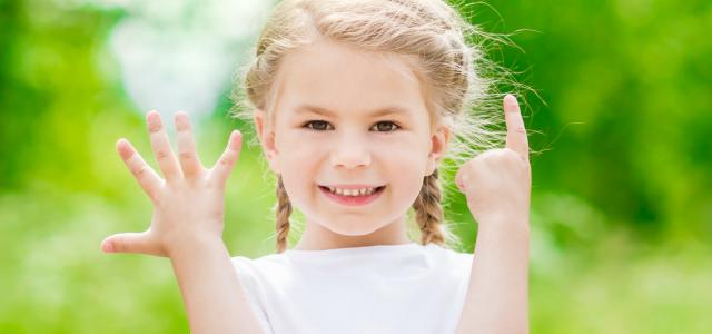 Cómo aprender a contar con niños