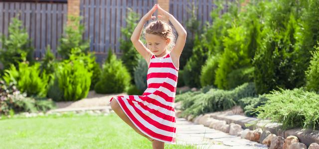 Cómo estimular el equilibrio en los niños