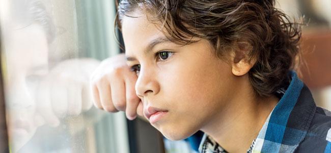 Traumas infantiles que afectan al niño cuando se hace mayor