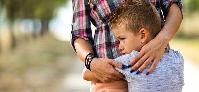 Los 4 traumas más comunes en la infancia