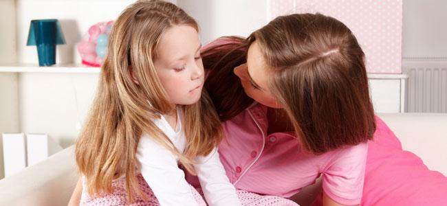 Las 3 causas de infelicidad entre los niños
