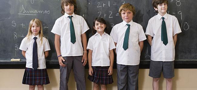 El derecho de las niñas a llevar pantalones en el colegio