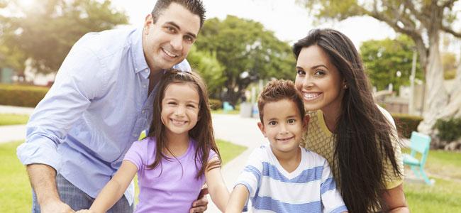 Los valores para educar a los niños