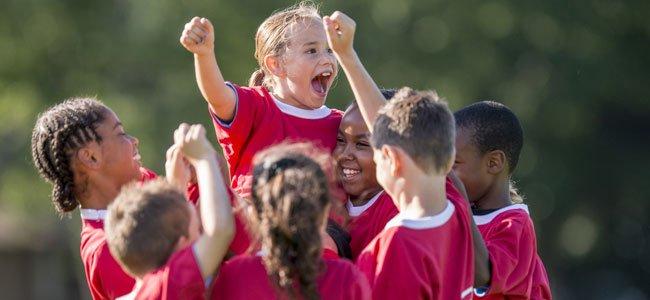 Valores sociales que se aprenden con el deporte