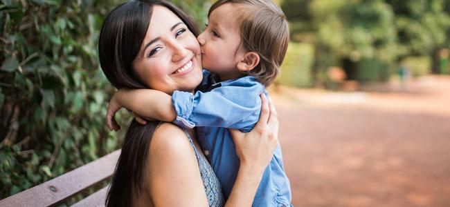 El valor de la gratitud en los niños