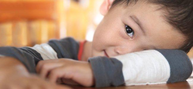 La timidez y la vergüenza de los niños