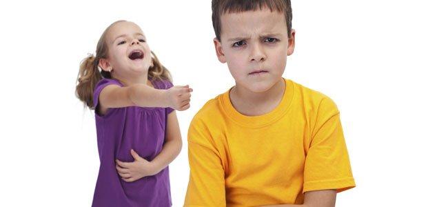 Agresores y víctimas de bullying