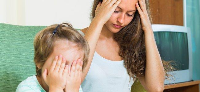 Castigar a los hijos