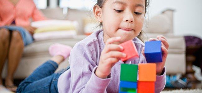 El esfuerzo y la perseverancia de los niños