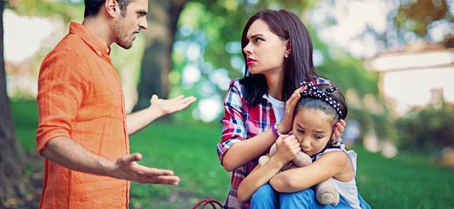Los niños y la violencia de género