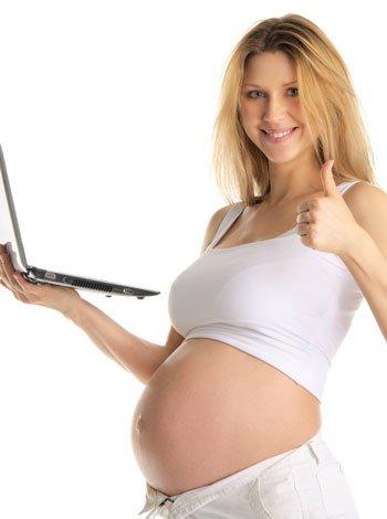 Embarazo semana 33 de gestación