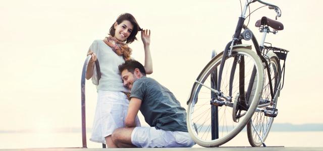 La bicicleta y las embarazadas