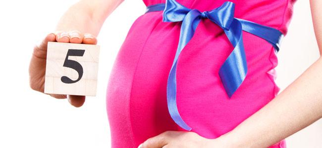 3854fed0e Quinto mes de embarazo
