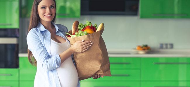 Por qué hay que tomar grasas en el embarazo