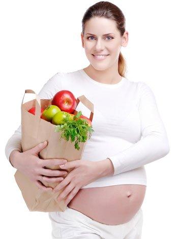 La alimentaci n correcta durante el embarazo - Alimentos saludables para embarazadas ...