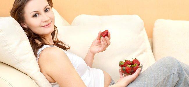Antojos y aversiones durante el embarazo