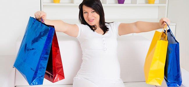 Sugerencias de compras para el bebé