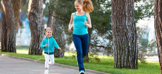 Los deportes de impacto provocan pérdidas de orina en las mujeres
