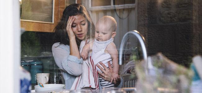 Depressão pós-parto: sintomas e tratamento